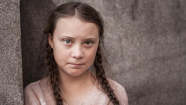 環保少女:格蕾塔劇照 4