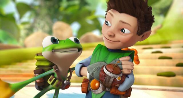 小樹俠湯姆 第一季12 線上看