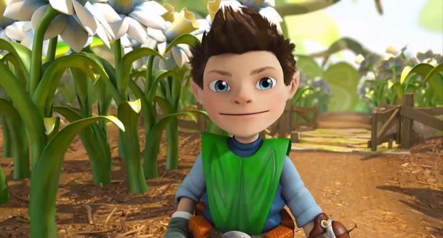 小樹俠湯姆 第一季13 線上看
