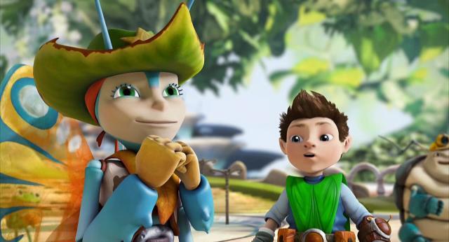 小樹俠湯姆 第一季19 線上看