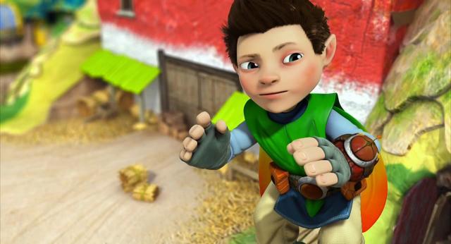 小樹俠湯姆 第一季25 線上看