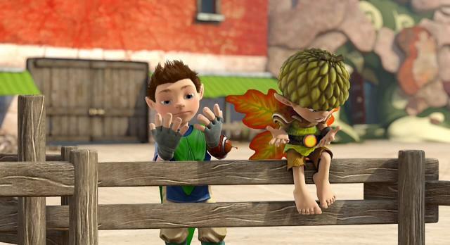 小樹俠湯姆 第二季2 線上看