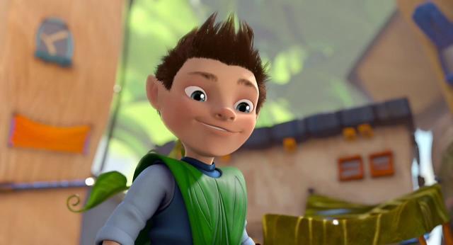 小樹俠湯姆 第二季4 線上看