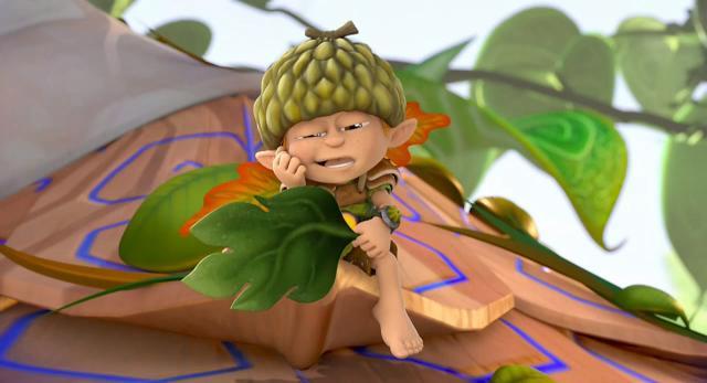 小樹俠湯姆 第二季5 線上看