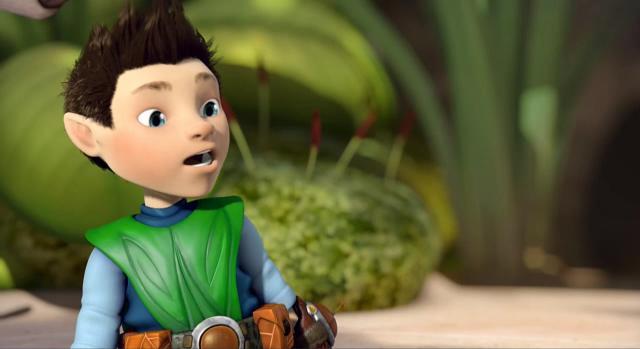 小樹俠湯姆 第二季8 線上看