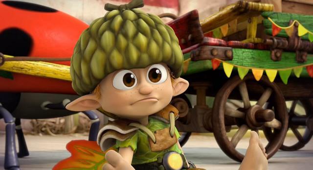 小樹俠湯姆 第二季10 線上看