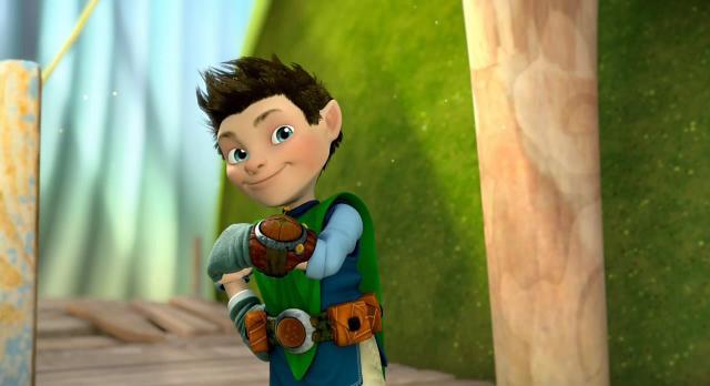 小樹俠湯姆 第二季11 線上看