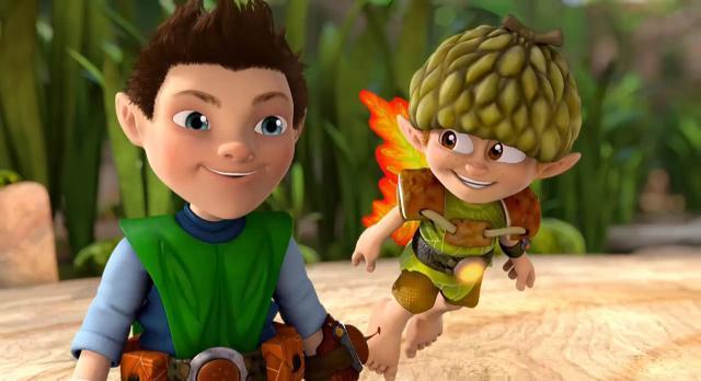 小樹俠湯姆 第二季12 線上看