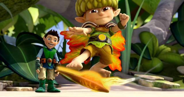 小樹俠湯姆 第二季13 線上看