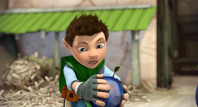 小樹俠湯姆 第二季14 線上看