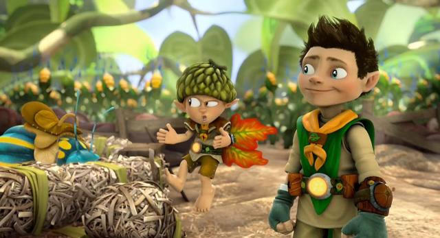 小樹俠湯姆 第二季17 線上看