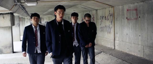 武林學校預告片 01