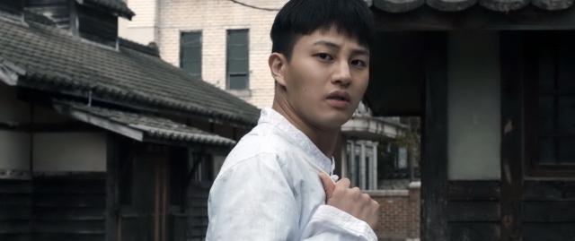 朝鮮第一拳霸預告片 01