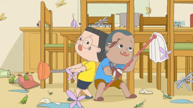 小兒子 第四季第22集 線上看