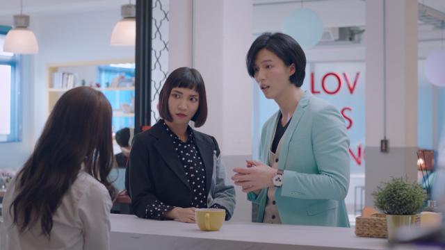戀愛是科學 第17集劇照 5