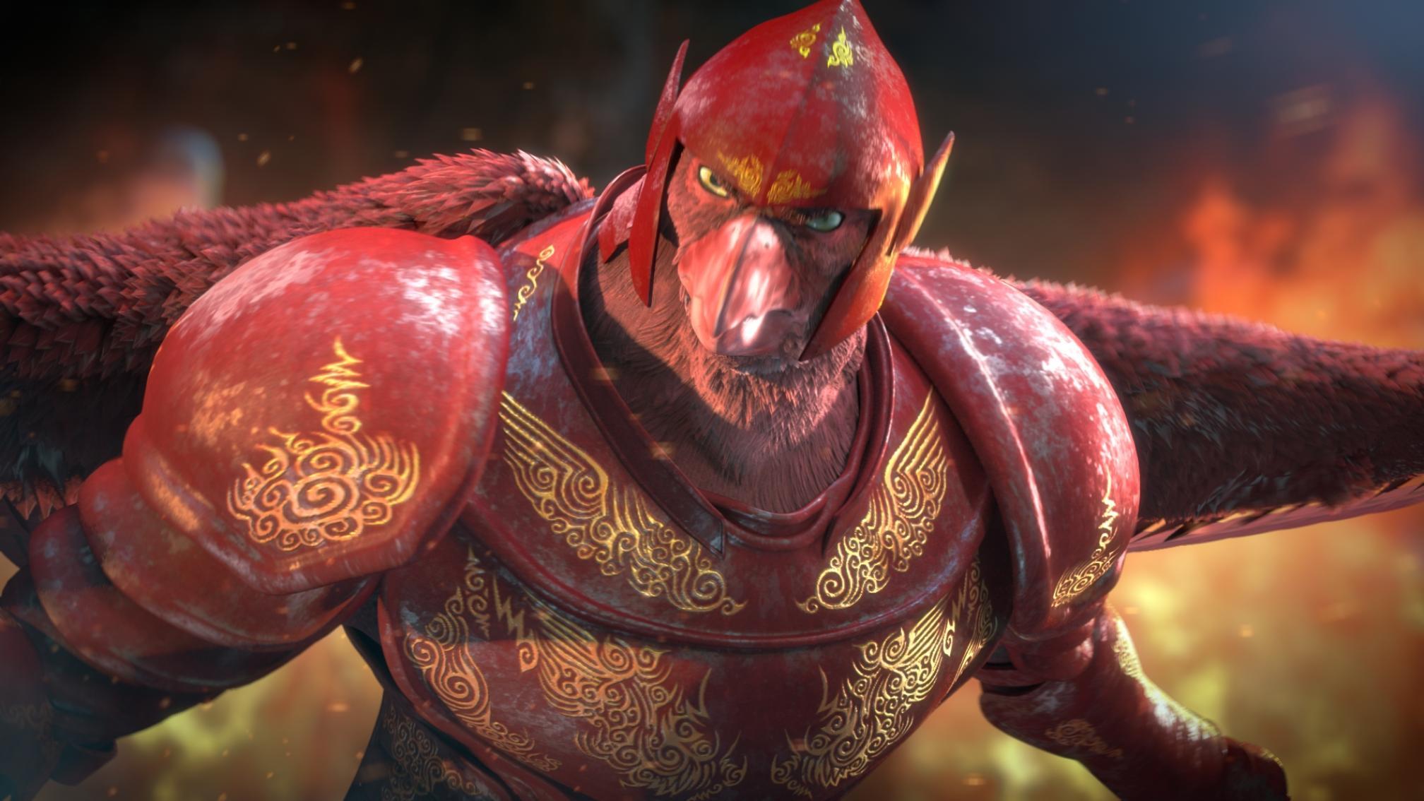 紅鷹戰士:天空的守護者劇照 1