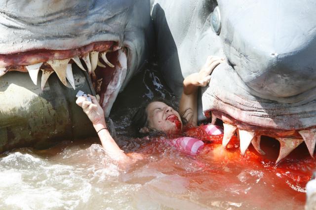 鯊很大劇照 1