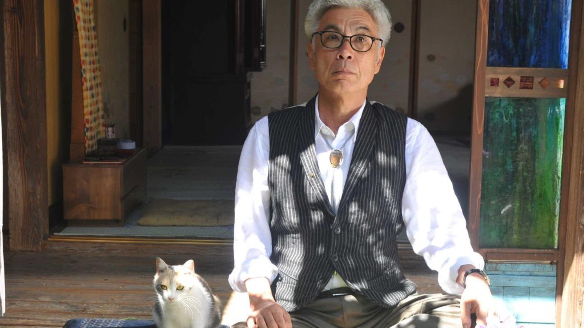 老師與流浪貓預告片 01
