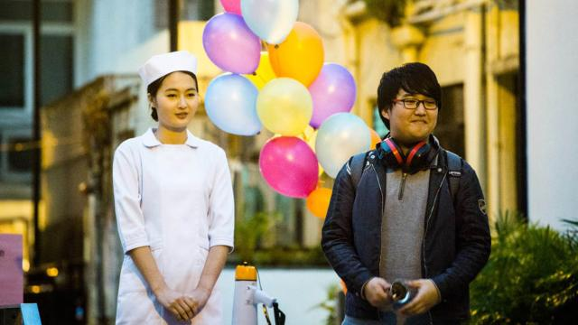 香港三部曲劇照 5