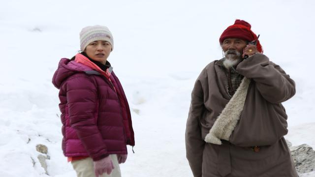 聖母峰:眾神的山嶺劇照 2