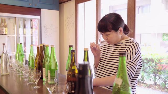 乾杯!戀上日本酒的女子劇照 2