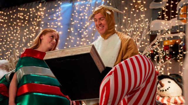 聖誕瘋劇照 2