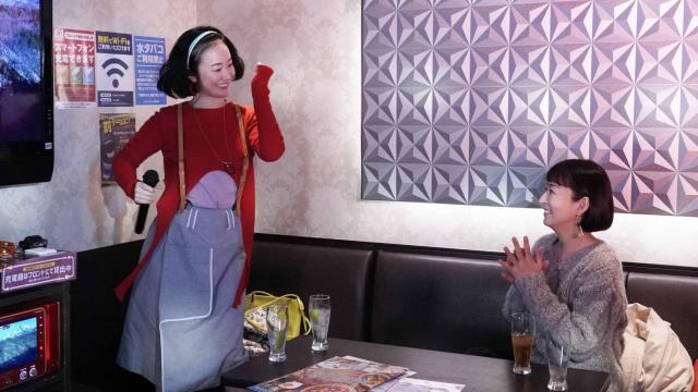 用甜酒漱口劇照 3