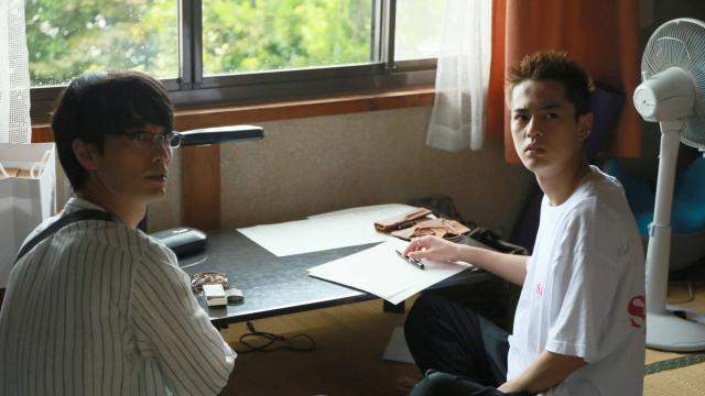 劇場版情色小說家~Playback~ 搶先版劇照 5