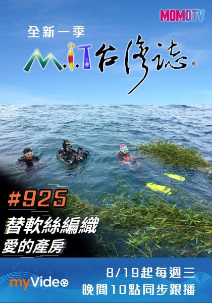 MIT台灣誌 第925集線上看