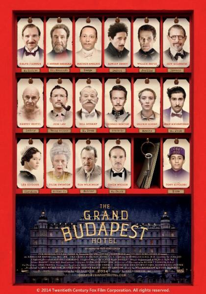 歡迎來到布達佩斯大飯店線上看