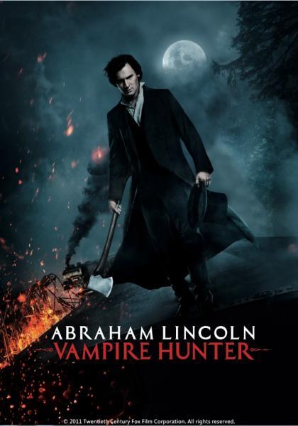 吸血鬼獵人:林肯總統線上看