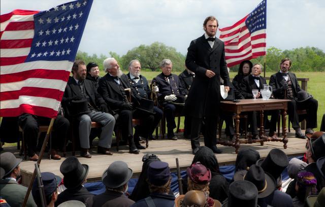 吸血鬼獵人:林肯總統劇照 1