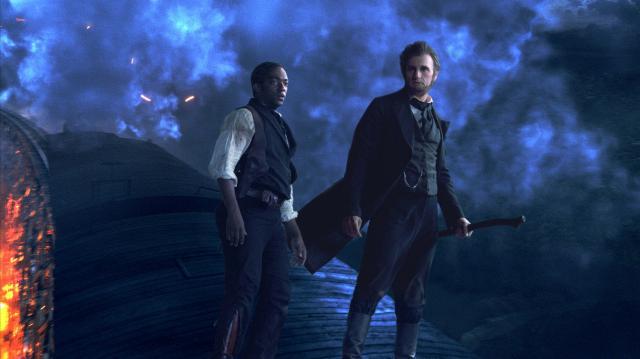 吸血鬼獵人:林肯總統劇照 5