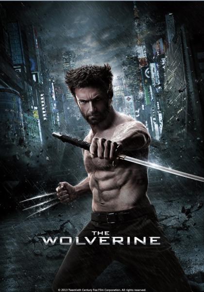金鋼狼:武士之戰線上看