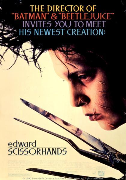 剪刀手愛德華線上看