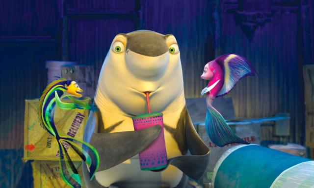鯊魚黑幫(中)劇照 1