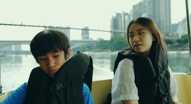少年河-第十二屆myfone行動創作獎微電影佳作劇照 1