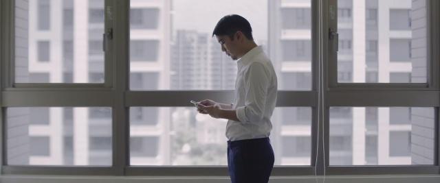 蛋餅-第十三屆myfone行動創作獎微電影佳作劇照 1
