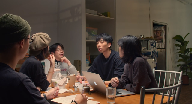 疫備起-第十四屆myfone行動創作獎微電影佳作劇照 1