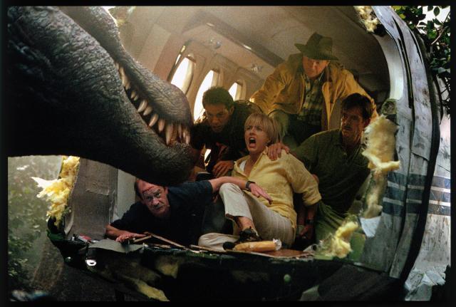 侏羅紀公園3劇照 3