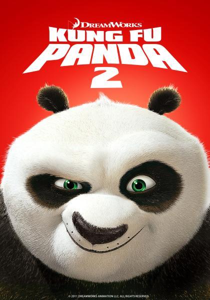 功夫熊貓2線上看