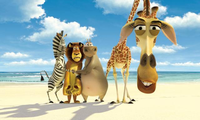 馬達加斯加劇照 1