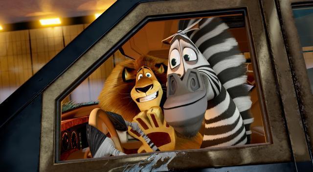 馬達加斯加3:歐洲大圍捕劇照 2