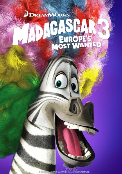 馬達加斯加3:歐洲大圍捕線上看