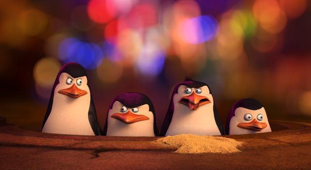 馬達加斯加爆走企鵝劇照 1