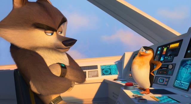 馬達加斯加爆走企鵝劇照 4