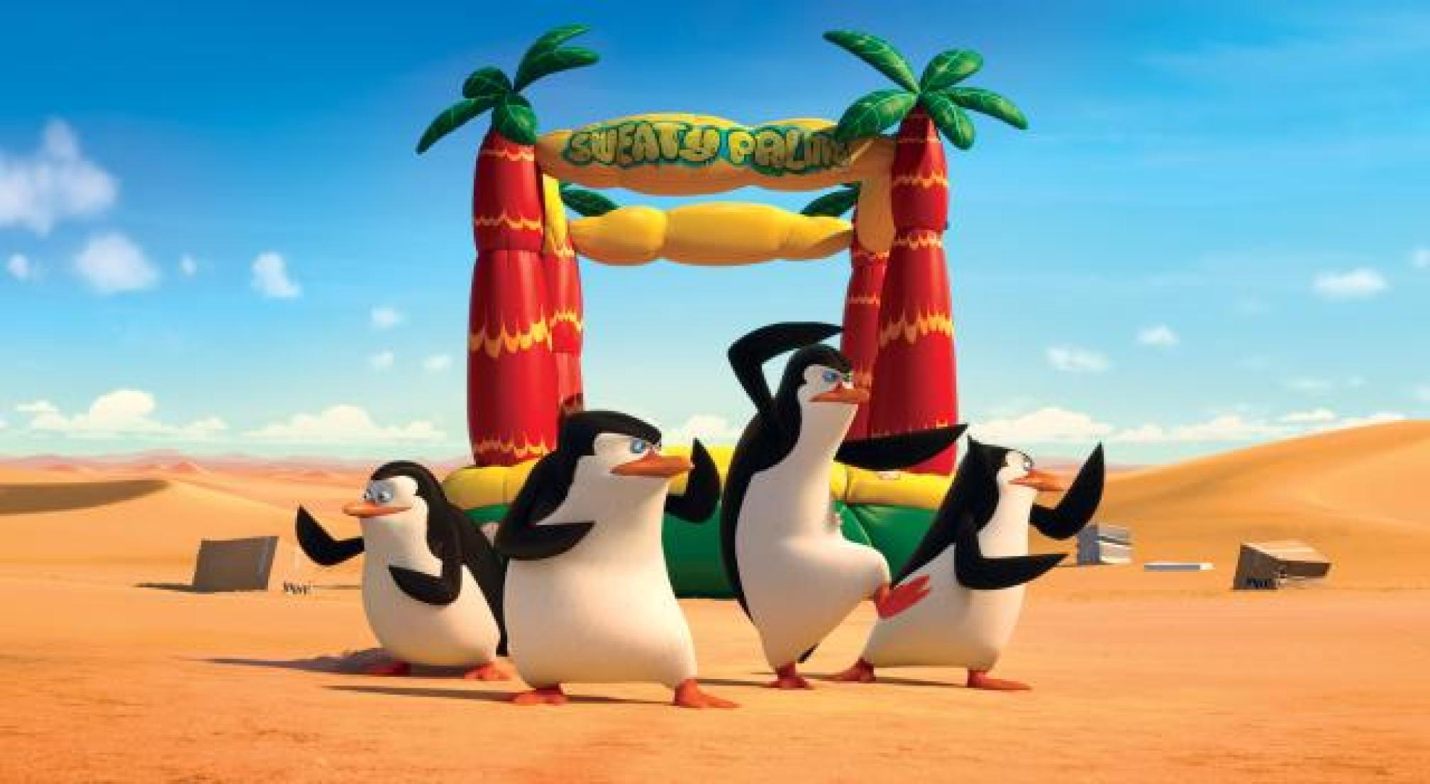 馬達加斯加爆走企鵝劇照 5