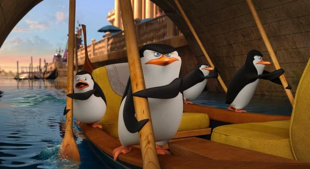 馬達加斯加爆走企鵝劇照 3