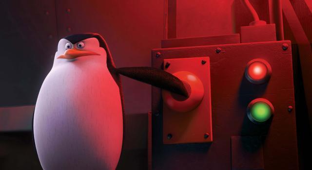 馬達加斯加爆走企鵝劇照 2