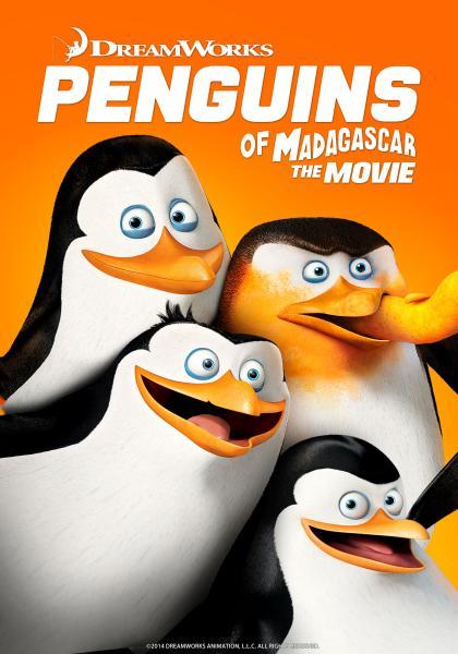 馬達加斯加爆走企鵝線上看